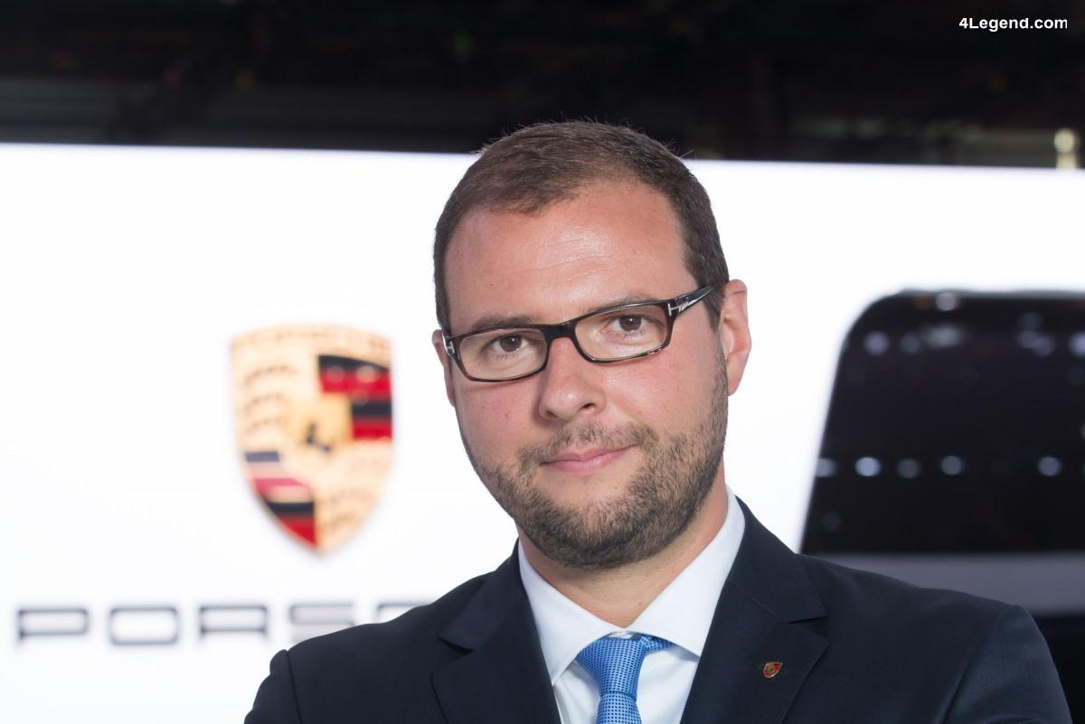 Nomination de Marc Ouayoun en tant que Président de Porsche Cars Canada
