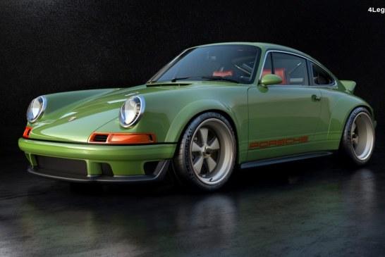 Porsche 911 Type 964 de 1990 de 500 ch restaurée par Singer Vehicle Design – Légère et ultra puissante
