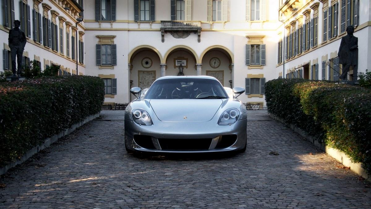 Porsche Carrera GTZ - La Carrera GT revue par Zagato