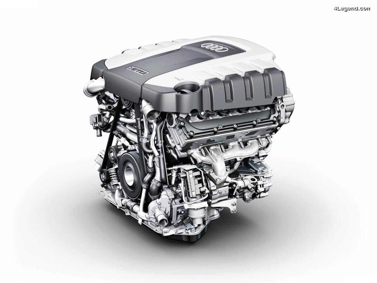 Audi rappelle en Europe environ 5000 modèles A8 D4 équipés du moteur 4.2 l V8 TDI