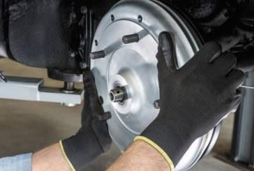 Refabrication des tambours de frein pour la Porsche 356 A, vendus par Porsche Classic