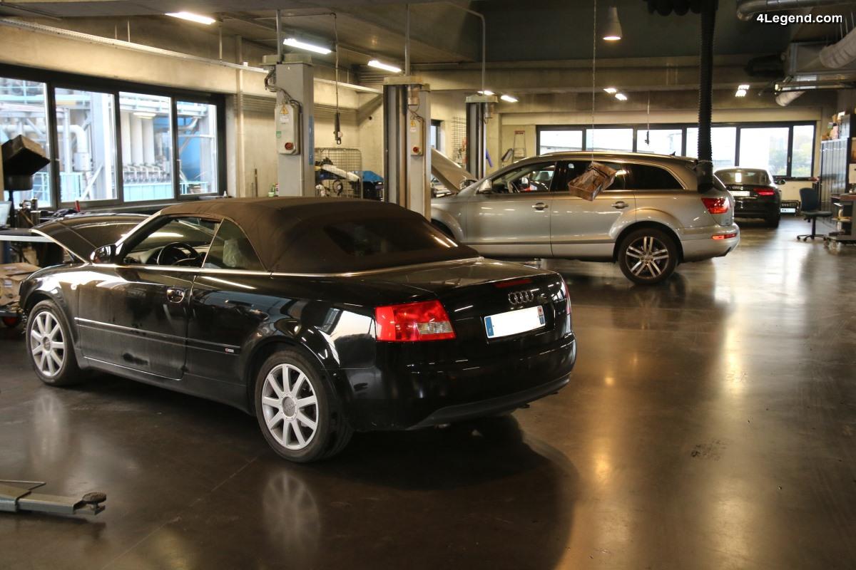 Visite de Mannes Group - De sérieux garages spécialisés Audi et VW sur Paris, Lyon et Bordeaux