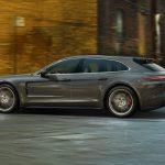 La Porsche Panamera Turbo Sport Turismo élue meilleure voiture de sport au «Volant d'or 2017»