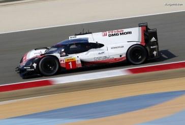 WEC – 20ème Pole Position de la Porsche 919 Hybrid aux 6 Heures de Bahreïn 2017