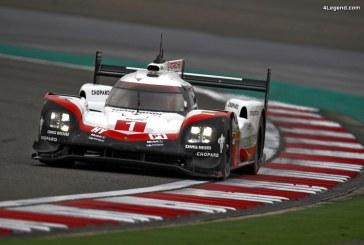 WEC – Une page se tourne pour la Porsche 919 Hybrid aux 6 Heures de Bahreïn 2017