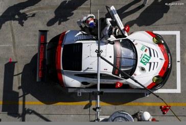WEC – Les Porsche 911 RSR de nouveau sur la première ligne de la grille de départ