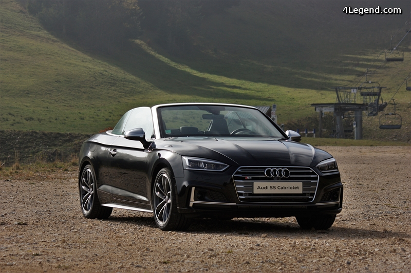 essai audi s5 cabriolet v6 tfsi 354 chevaux. Black Bedroom Furniture Sets. Home Design Ideas