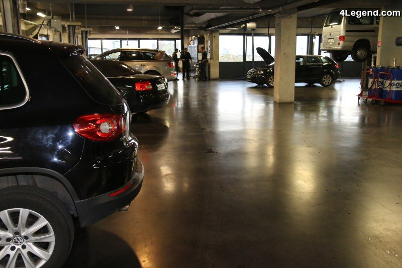 Visite De Mannes Group De Serieux Garages Specialises Audi Et Vw
