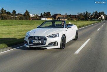 ABT S5 Cabriolet et A5 Sportback – Des préparations allant jusqu'à 425 ch