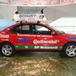 Audi A4 quattro Panamericana de 1995 – Record de la traversée du continent américain