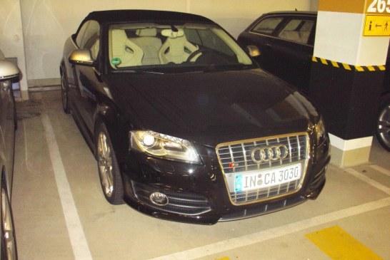 Audi S3 Cabriolet de 2008 – Une petite série de 5 exemplaires non commercialisés