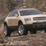 Audi Steppenwolf de 2000 – Le loup des steppes