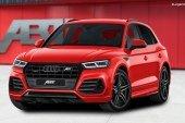 Nouveau kit carrosserie ABT pour l'Audi SQ5 associé à une puissance de 425 ch