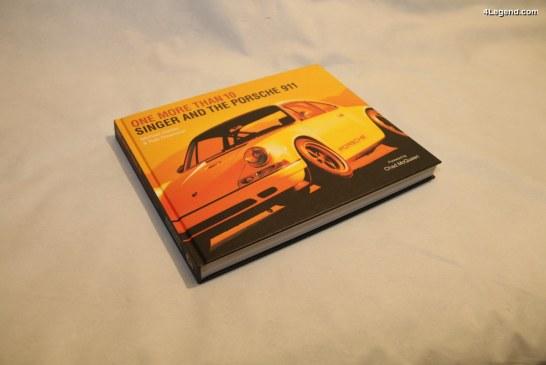 Livre «One More Than 10: Singer and the Porsche 911» de Michael Harley & Rob Dickinson