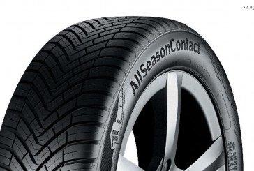 Nouveau pneu Continental AllSeasonContact – Un nouveau pneu 4 saisons premium