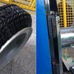 Linglong présente son premier pneu en polyuréthane imprimé en 3D
