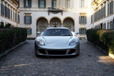 Porsche Carrera GTZ – La Carrera GT revue par Zagato