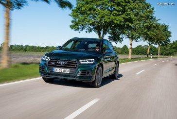 L'Audi Q5 reçoit le prix du volant d'or 2017 dans la catégorie Grands SUV