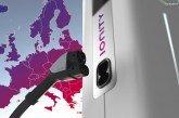 Lancement du réseau de recharge électrique paneuropéen de grande puissance IONITY pour les déplacements longue distance