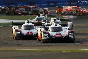 WEC – La Porsche 919 Hybrid tire sa révérence par deux podiums aux 6 Heures de Bahreïn 2017
