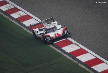 WEC – Les 2 Porsche 919 Hybrid en 2ème et 4ème place sur la grille de départ à Shanghai