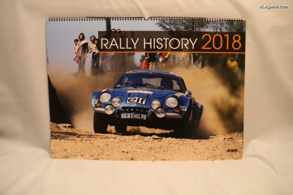 calendrier rally history 2018 de mcklein photography news 2017 audipassion. Black Bedroom Furniture Sets. Home Design Ideas