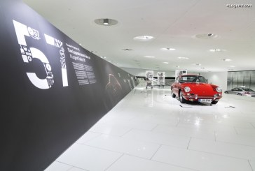 Exposition « 911 (901 N°57) – A legend takes off » au Porsche Museum