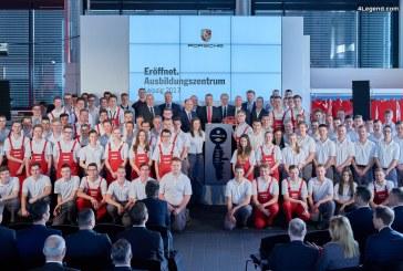 Porsche forme des stagiaires depuis 75 ans