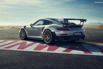 Le pneu Dunlop Sport Maxx Race 2 en première monte sur la nouvelle Porsche 911 GT2 RS
