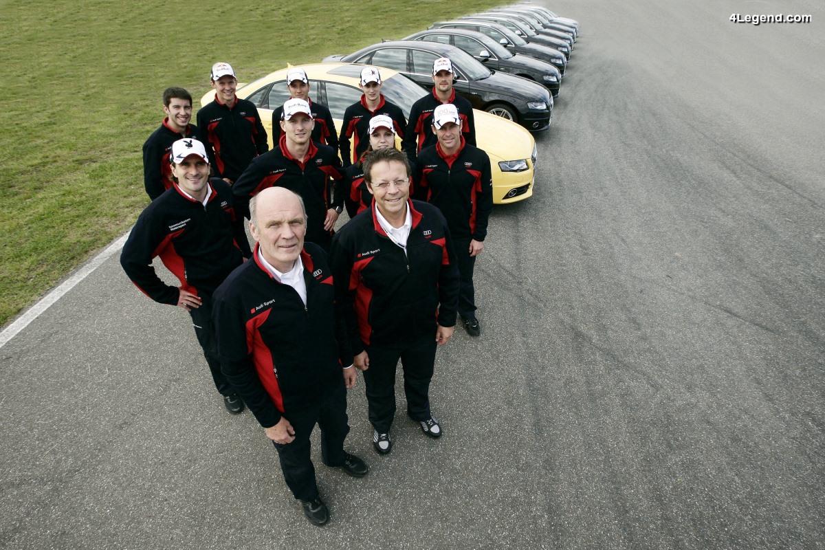 Michael-Julius Renz prend la tête de Audi Sport GmbH