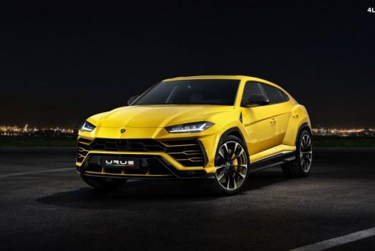 Lamborghini Urus – Le premier Super SUV au monde