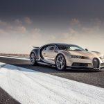 Le magazine BBC TopGear décerne à la Bugatti Chiron le prix de l' « Hypercar of the Year »