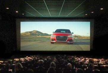 Audi défie les spectateurs dans le premier spot 4DX à l'occasion du film Star Wars