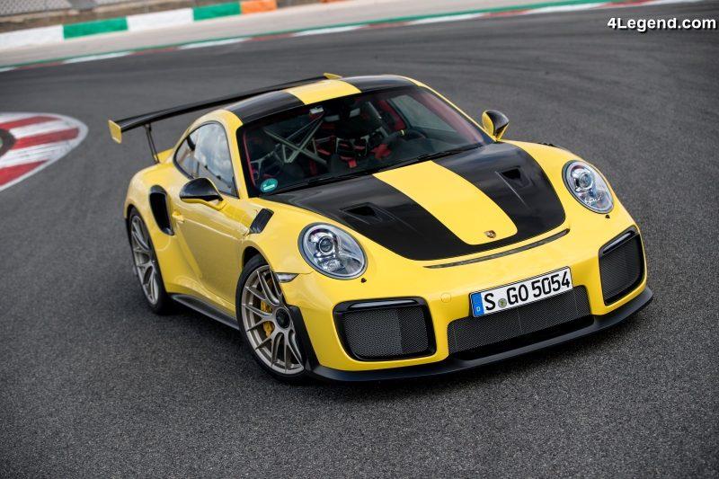 le pneu dunlop sport maxx race 2 en premi re monte sur la nouvelle porsche 911 gt2 rs 4legend. Black Bedroom Furniture Sets. Home Design Ideas