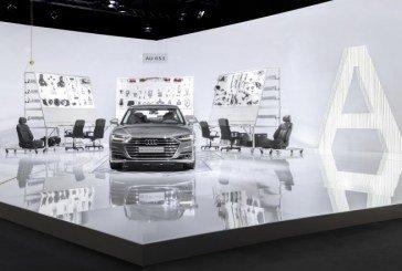 Audi au Design Miami : expérience exclusive autour des étapes du développement technique de la voiture