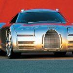 Audi Rosemeyer concept de 2000 – Un hommage au passé sportif d'Auto Union