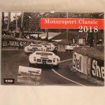 Calendrier Motorsport Classic 2018 de McKlein Photography