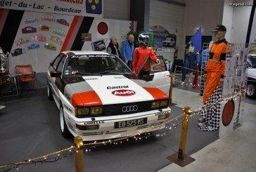 Salon Chambéry Auto Retro.