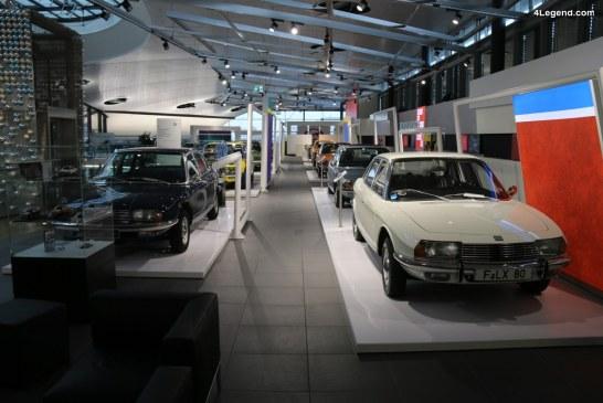 Exposition «Révolution – 50 ans de la NSU Ro 80» à l'Audi Forum Neckarsulm