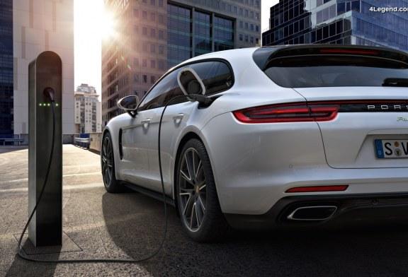 Forte demande pour la Porsche Panamera avec entraînement hybride – Futurs modèles électriques