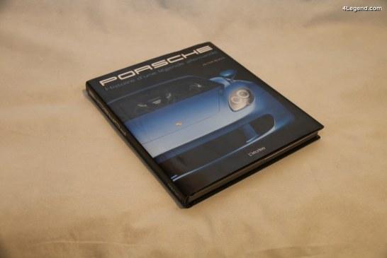 Livre «Porsche – Histoire d'une légende allemande» de Peter Ruch