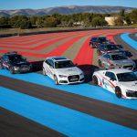 Une nouvelle flotte de véhicules d'intervention Audi pour le Circuit Paul Ricard