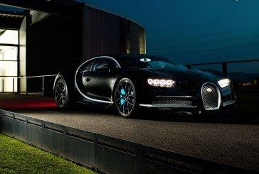 Objectif annuel atteint : Bugatti a livré 70 Chiron en 2017