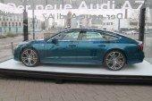 L'Audi A7 est élue la « Voiture de Luxe de l'Année 2019 »