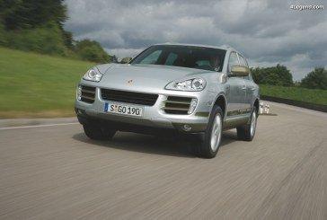 Porsche Cayenne Hybrid de 2007 & Porsche Cayenne S Hybrid de 2009 – Prototypes testant le premier système hybride Porsche