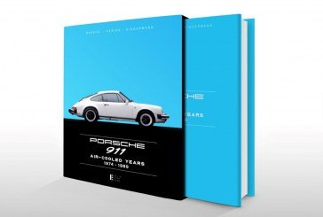 Preview du nouveau livre « Porsche 911 – Air-cooled years 1974 – 1989 » de Berlin Motor Books