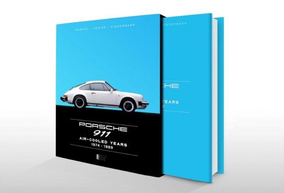 Preview du nouveau livre «Porsche 911 – Air-cooled years 1974 – 1989» de Berlin Motor Books