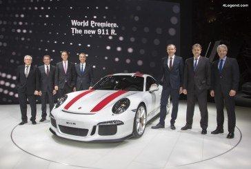Porsche prolonge les contrats d'Andreas Haffner et Detlev von Platen