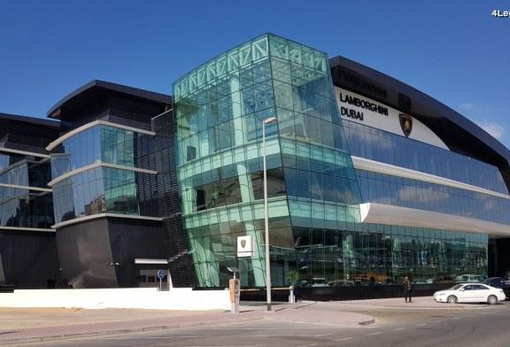 Visite de la plus grande concession Lamborghini au monde à Dubaï