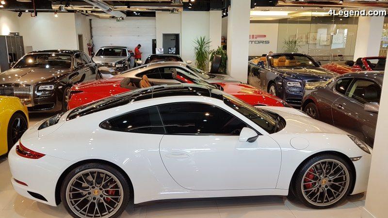 vip motors une concession hallucinante de voitures de luxe et de supercars duba 4legend. Black Bedroom Furniture Sets. Home Design Ideas